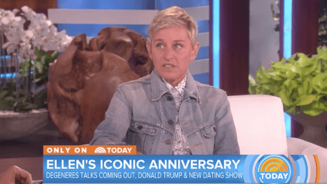 Here's why Donald Trump won't ever be on Ellen DeGeneres' show.