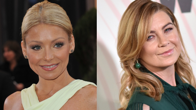 Kelly Ripa is feuding with 'The Bachelor' and Ellen Pompeo jumped in. No, this isn't MadLibs.