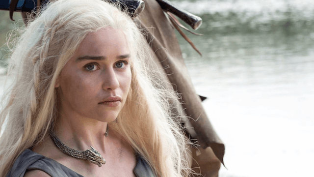 Watch Emilia Clarke from 'Game of Thrones' pull a classic sleepover prank on a castmate.