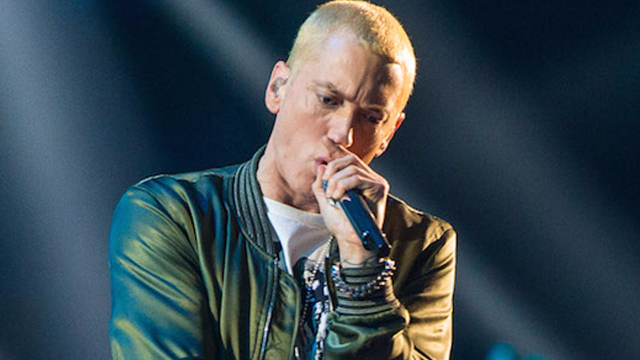 Here are the highlights of Eminem's explosive anti-Trump song that's left everyone's mouths ajar.