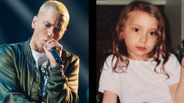 Eminem's daughter Hailie Mathers is all grown up and blowing up on Instagram.