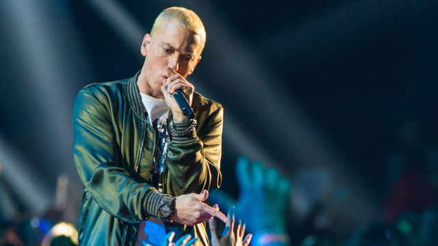 Eminem revealed why he wanted to collab with Beyonce, and everybody's listening.