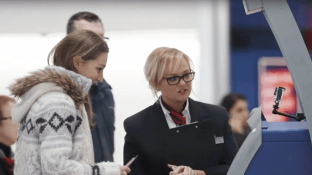 Baby Spice channels her past to hilariously prank airline passengers.