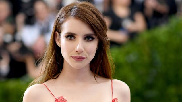 Emma Roberts' new 'do is giving us haircut déjà vu.