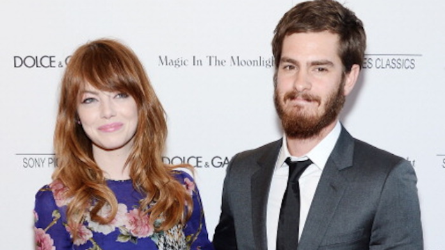 The saddest part about Emma Stone and Andrew Garfield breaking up is how long it took you to find out.