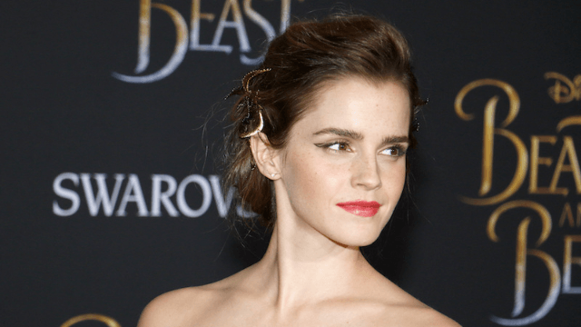 Emma Watson reveals her feelings on the openly gay character in the new 'Beauty and the Beast.'