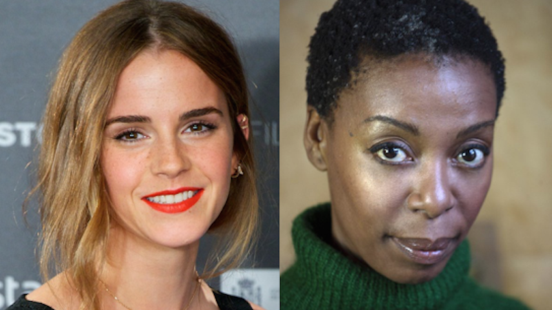 Emma Watson is also excited for black Hermione so shut up, racists.