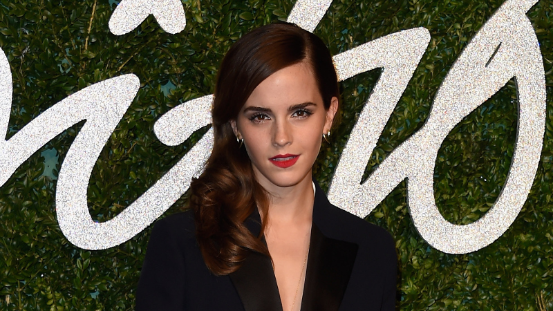 Emma Watson's new boyfriend William Knight isn't famous, so everyone is trying to find out what his deal is.
