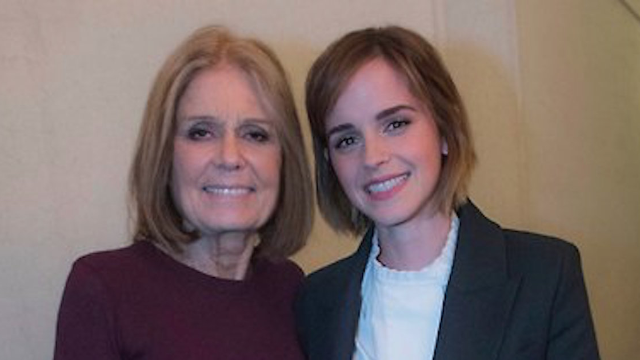 Emma Watson reveals she's used a 'sexual pleasure website,' tells Gloria Steinem to 'definitely check it out.'