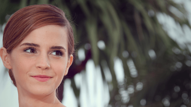 Emma Watson reacts to shamers who can't handle the thought of Hermione having a sex scene.
