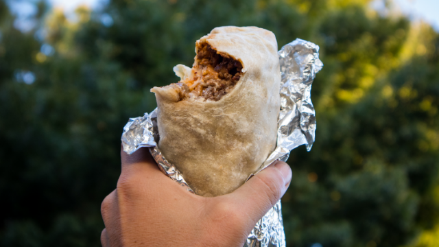 Engaged couple ask if it's insulting to serve Chipotle at wedding.