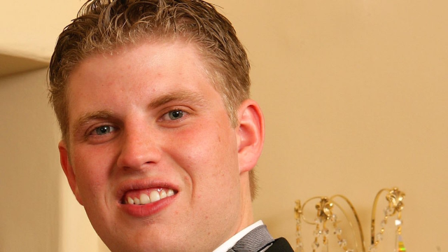 Eric Trump: Woodward wrote book to 'make three extra shekels'