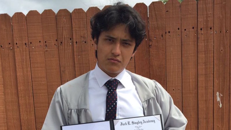 Student with Ivy League scholarship reveals he's undocumented, dismantles Twitter haters.