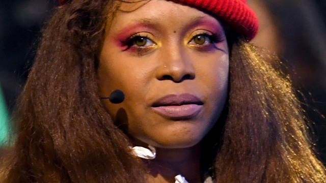 Twitter is exploding over Erykah Badu's decision to 'find the good' in Hitler.