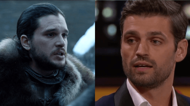 Everyone was making the same 'GoT' joke about Peter during 'The Bachelorette' last night.