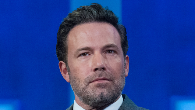 Everyone's roasting Ben Affleck's unintentionally hilarious back tattoo