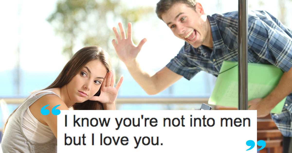 People dish the single craziest thing an ex ever said to try to win them back.