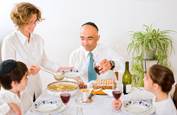 How to fake your way through a Passover seder.