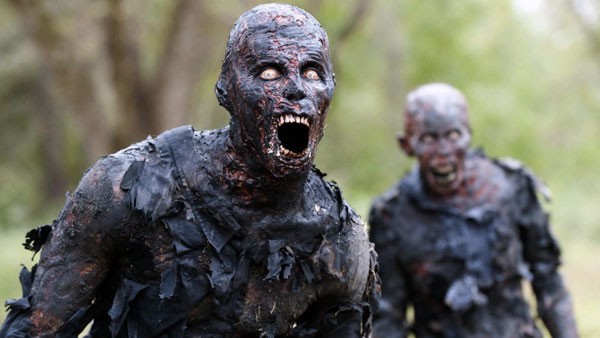 We're afraid that this is actually the title of the 'Walking Dead' spinoff.