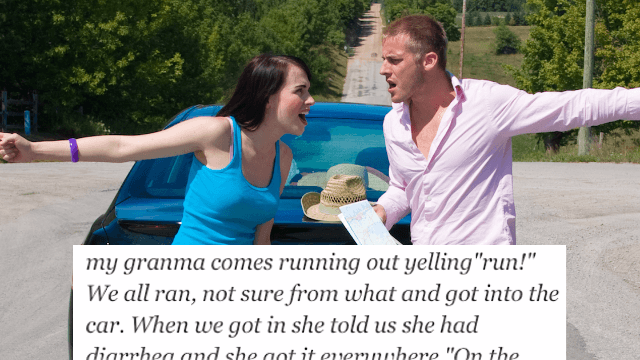 People shared their best stories of family vacations gone hilariously, disastrously wrong.