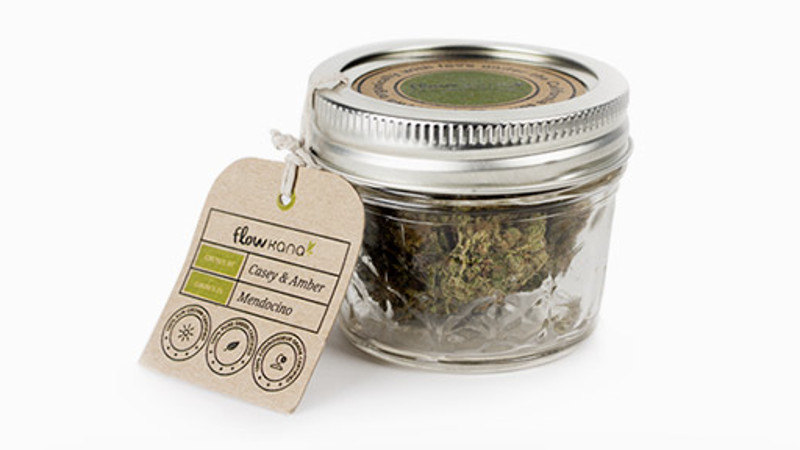 Of course there's a company offering farm-to-table weed delivery.