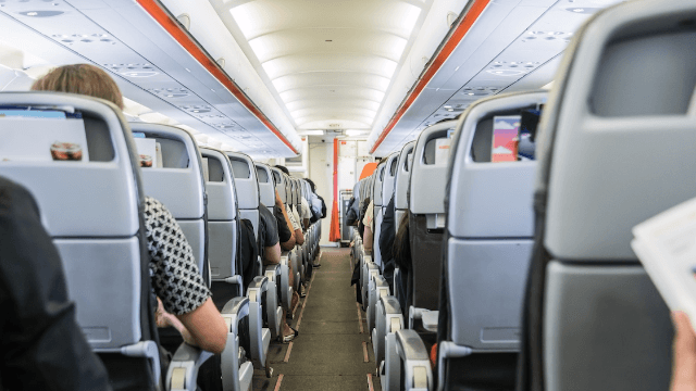 Here's the surprising reason you always have to fart on airplanes. (It's not just you.)