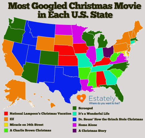 What Is The Most Popular Christmas Movie