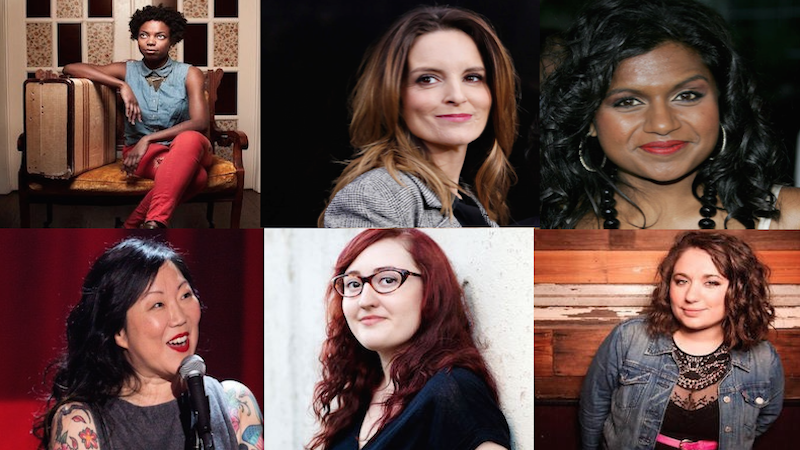 At least 26 female comedians say they'd host a late night show, so please make at least one happen.