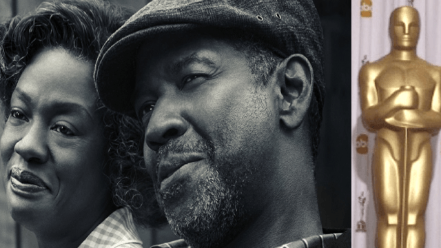 How to pretend you've seen the 2017 Oscars' Best Picture nominees: 'Fences.'