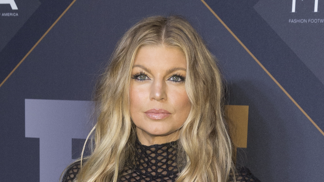 Fergie opens up about her meth addiction, which was not a fun time.