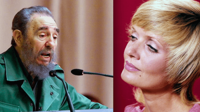 fidel castro florence henderson deaths related mgb people are wondering if the deaths of fidel castro and florence