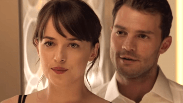 The 'Fifty Shades Darker' cast is basically banned from talking about their movie in interviews.