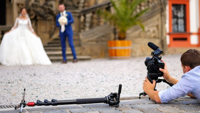 24 people who've filmed weddings share the worst moments they ever caught on video.
