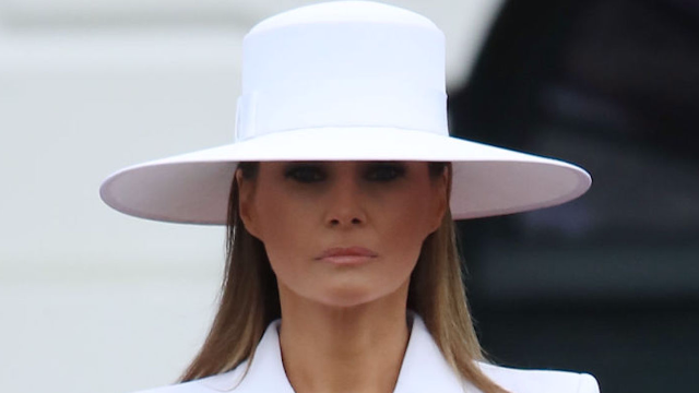 Melania Trump to return to public eye Monday