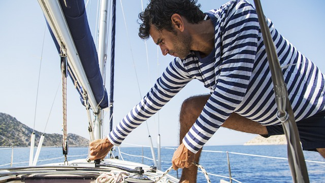 20 people who work on boats share their scariest and strangest moments at sea.