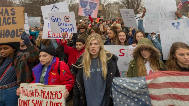 Parkland Survivor Emma Gonzalez Now Has More Twitter Followers Than the NRA