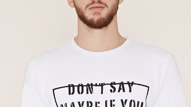 Forever 21 lands in hot water over offensive anti-consent t-shirt.