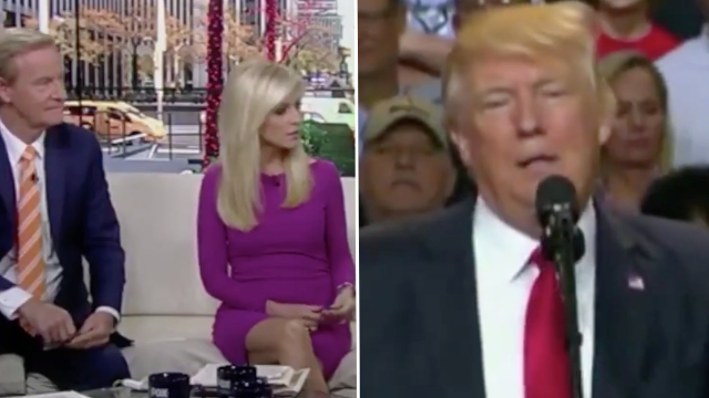 Viral video shows 'Fox & Friends' hosts outraged about the NFL, but pretty chill about white supremacy.