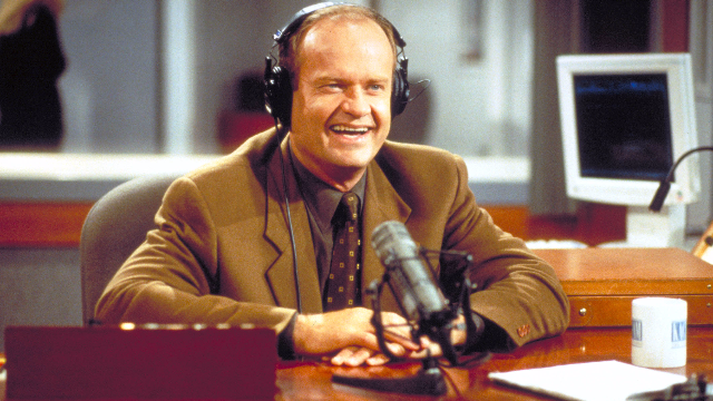 'Frasier' might be coming back and people don't know what to do with this information (and scrambled eggs).