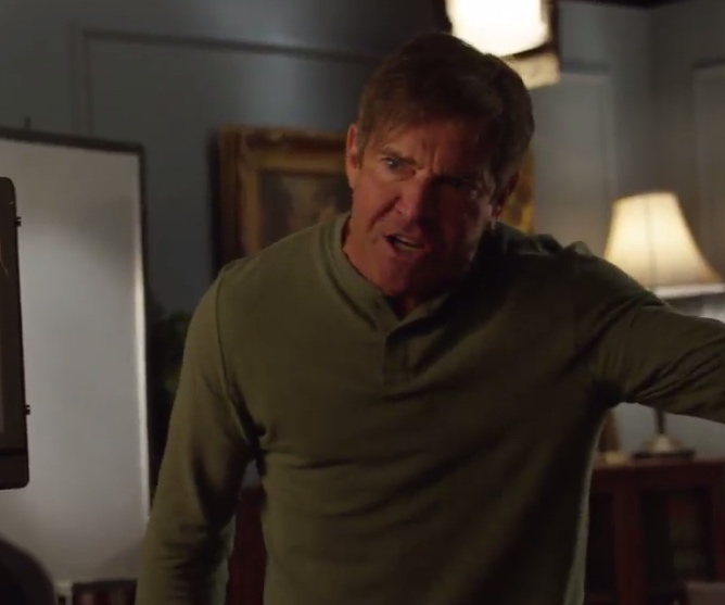 That totally believable Dennis Quaid meltdown video was actually a Funny or Die sketch.