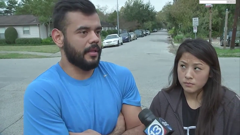 Romantic idiot tries to pull off viral proposal, gets arrested.