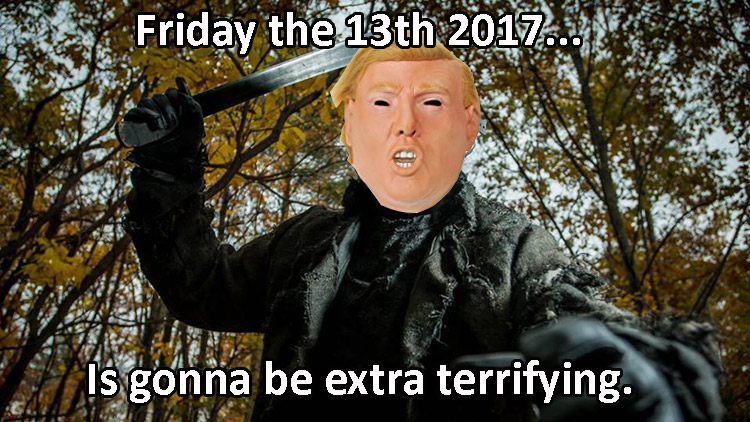 Funniest Meme Of 2017 : Friday the th best memes on internet