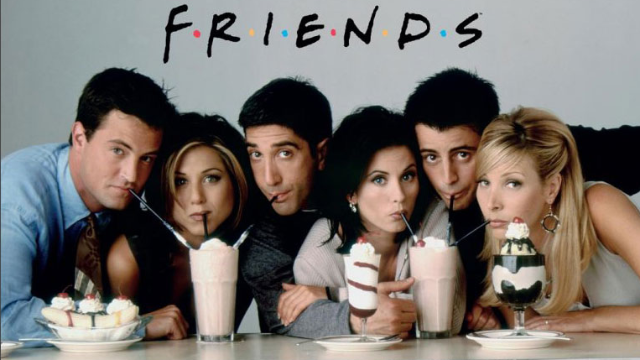 Another weirdly dark 'Friends' theory has gone viral, threatening to ruin your binge watching.