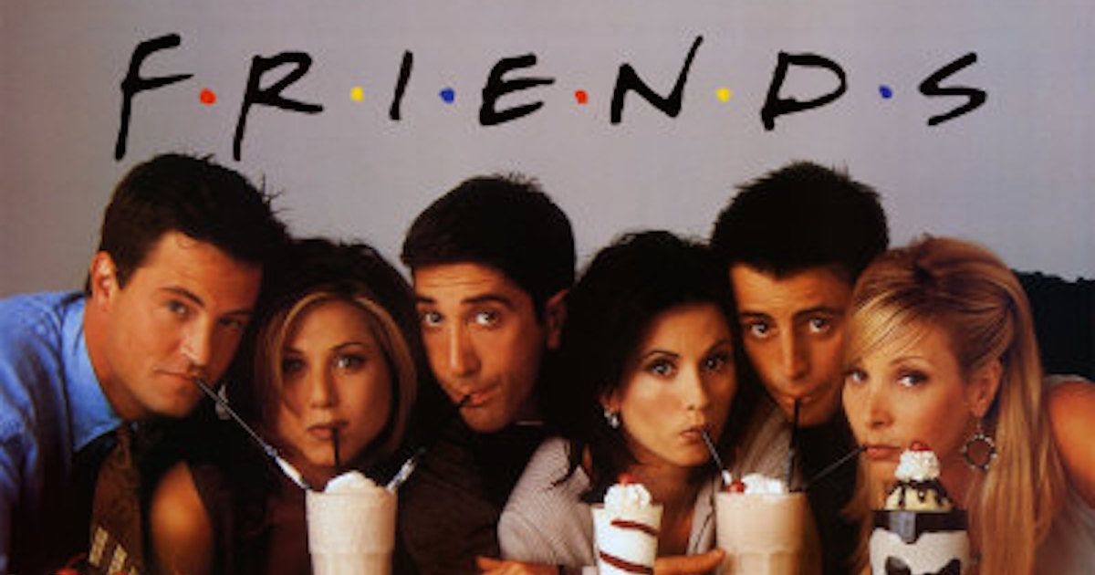 Friends Tv Logo Www Pixshark Com Images Galleries With