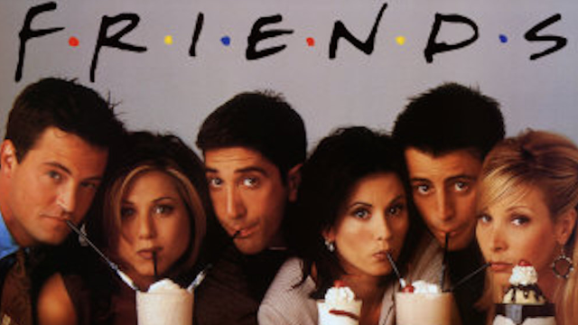 That 'Friends' 'reunion' just keeps getting more and more disappointing.