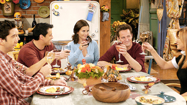 A 'Friends' Thanksgiving refresher to help you binge all 10 episodes accordingly.