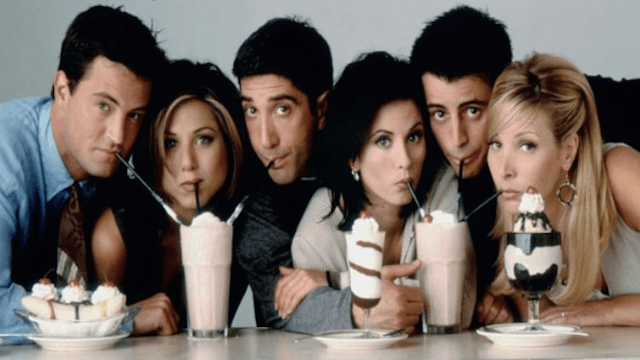 Writer convincingly theorizes that 'Friends' triggered the downfall of Western Civilization.