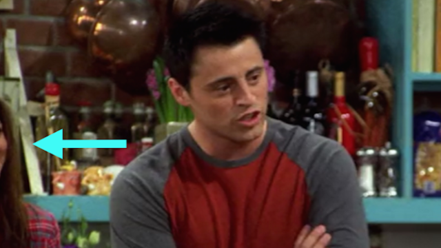 Obsessive 'Friends' fans found a moment when Rachel wasn't played by Jennifer Aniston.