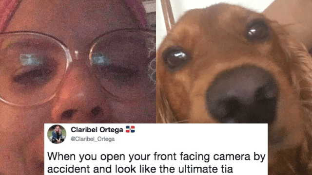 Twitter is making memes about accidental selfies and they're so relatable it hurts.