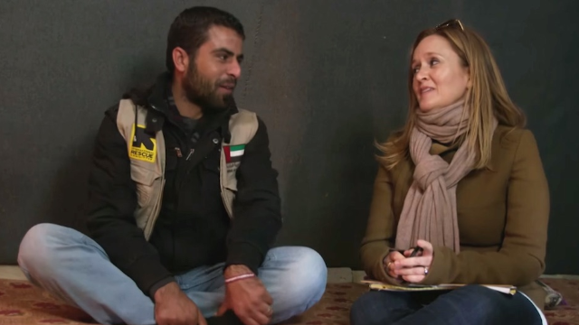 Samantha Bee went to Jordan to hang out with Syrian refugees and yeah, they also hate ISIS.